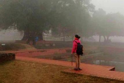 元旦•印度尼泊尔朝圣路上:感悟法喜之泪