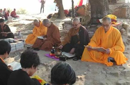 2014.12 冬月·印度尼泊尔朝圣路上:朝圣异于旅游