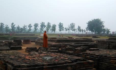 2014.12 佛旅网印度朝圣之旅:圣地的沉思