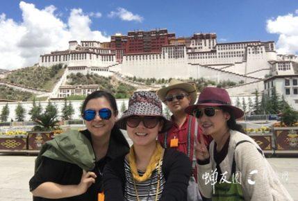 喜贺西藏朝礼圆满 — 6.15佛旅西藏朝圣图集精选
