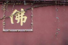 参访九华山十轮殿 体验地狱变相实景