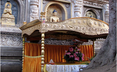 菩提伽耶:菩提树下的冥思