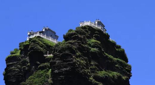 梵净山特色景点介绍|梵净山朝圣