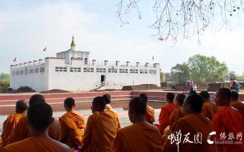 蓝毗尼:朝圣佛陀诞生地 感受千年的信仰