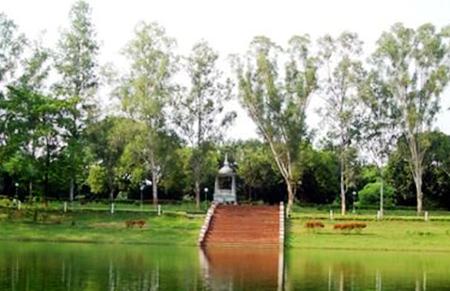 印度朝圣:王舍城竹林精舍