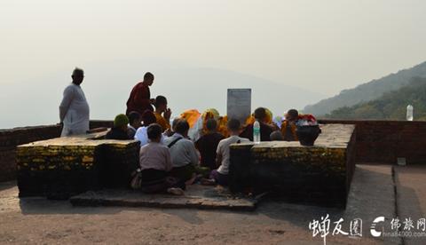 灵鹫山:佛陀说法 拈花微笑 灵山盛会