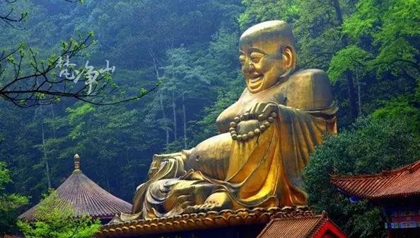 梵净山佛教文化——弥勒在中国的化身|梵净山佛教朝圣