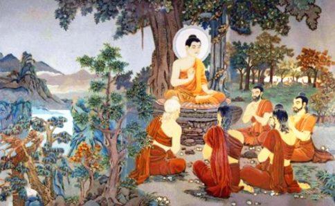 释迦牟尼佛的一天是怎样度过的!