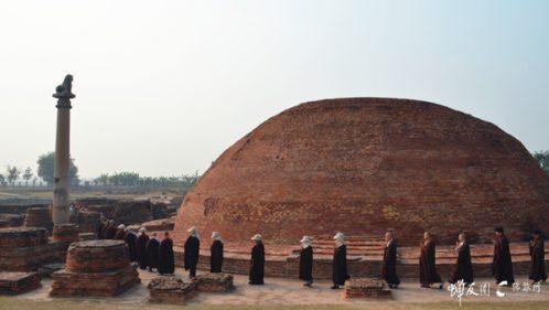 11月22 国际诵经殊胜日 全景佛陀应迹 印度尼泊尔朝圣佛陀十八圣地