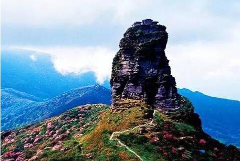 梵净山与净土宗的渊源|梵净山旅游