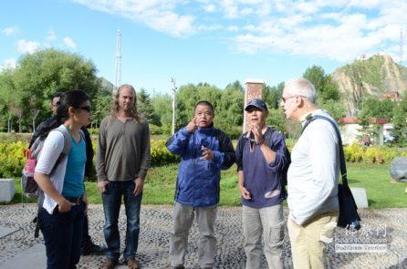 2013年7月30日 荷兰佛友圣地西藏虔心龙8国际娱乐官网 体悟佛法