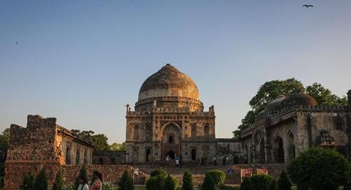感受古都风云:印度首都新德里巡礼