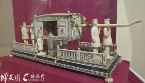 印度德里博物馆藏品介绍 收藏分17个部门