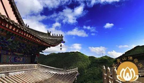 五台山名称的由来,原先不叫五台山 五台山佛教旅游
