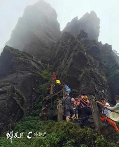 梵净山成为弥勒道场的起源|梵净山祈福