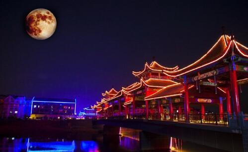 佛旅网中秋节祝福短信