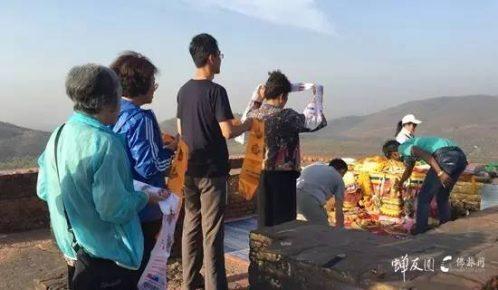 """大忙人如何累积福报 蝉友圈""""助缘朝圣""""公益活动开启"""
