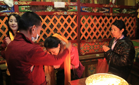 梁树坚:圆梦西藏 解读生命