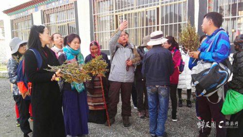 雪域高原上的无二之旅 佛旅西藏游学记