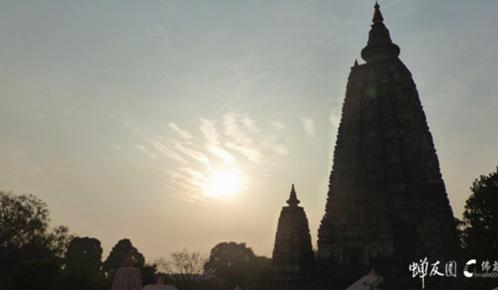 印度佛教朝圣八大圣地之 菩提伽耶|印度佛教旅游
