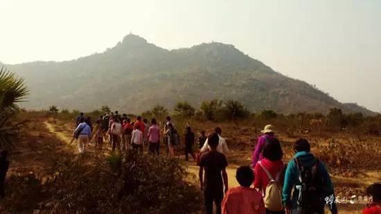 蝉友圈佛旅网印度朝圣之旅