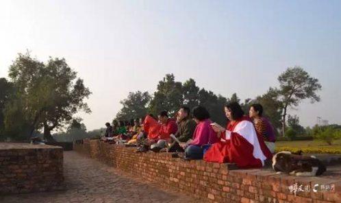朝礼佛陀故乡 跨越千年的心灵之旅