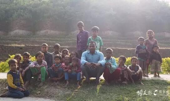 南丹格尔·当地的印度村民