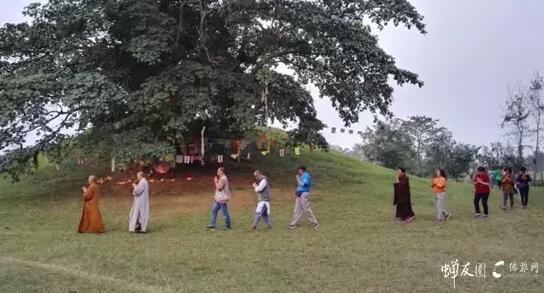 寻觅心灵的回归之路 11.22印度朝圣记