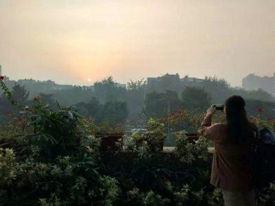 龙8国际娱乐官网报道:穿越到古老的阿格拉红城堡