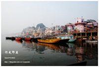 印度之光—瓦拉纳西恒河