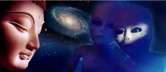 佛陀解释外星人形态
