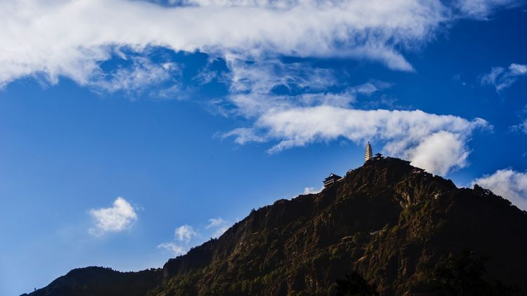 鸡足山气候地理,植被分布|佛教朝圣旅游