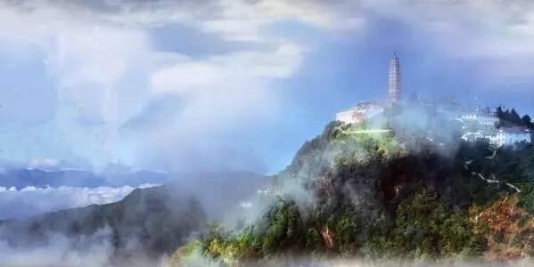 迦叶尊者怎么会跑到十万八千里之外的云南鸡足山来入定呢?领队带你寻访中印两座鸡足山,探究哪座才是迦叶入定地。