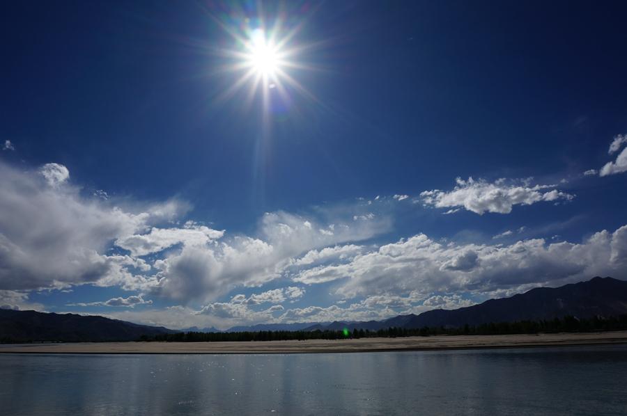 藏地未了情:西藏朝圣之旅——走进拉萨1(海量美图)
