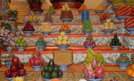 供佛的水果可以吃吗?如不小心将堕落恶道
