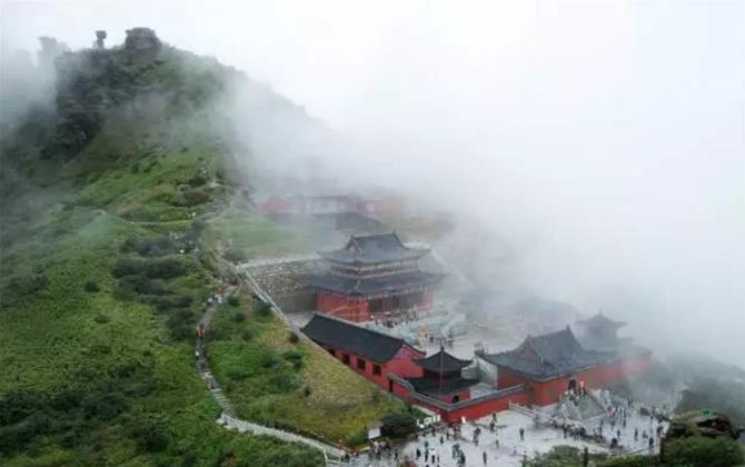 昌善法师:梵净山佛教文化的五大价值|梵净山朝圣