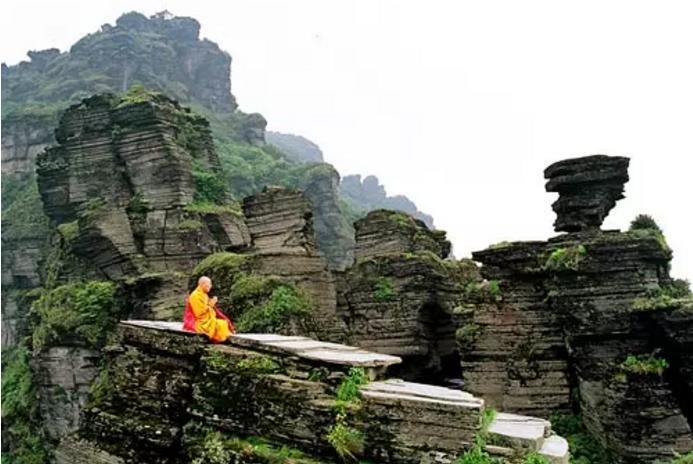 梵净山佛教朝圣:梵净山的佛教渊源