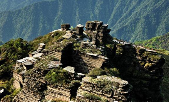 梵净山上那些不得不说的佛教故事|梵净山朝圣