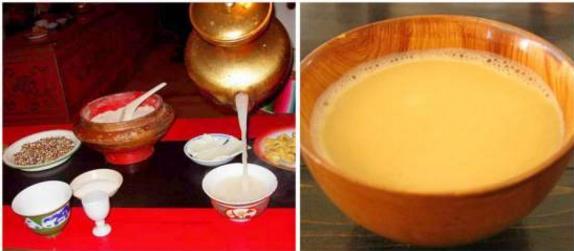 藏地美食篇之酥油茶|西藏朝圣