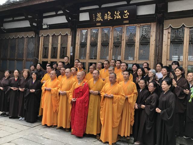 福州举行明旸禅师示寂15周年纪念活动