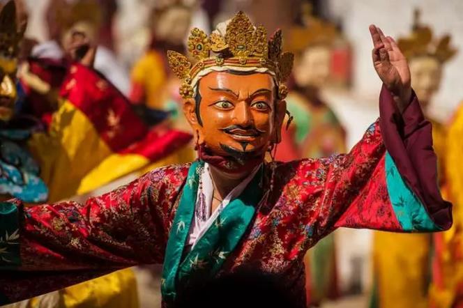 西藏藏地节日之林卡节|西藏佛教旅游