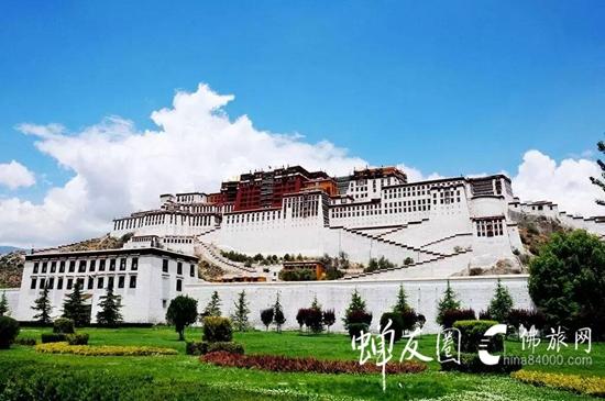 古寺桑烟,感受人间净土的洗礼 — 国庆和佛旅网去西藏游学!