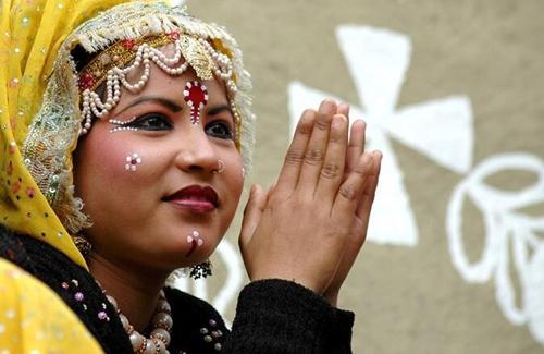 印度人的基本社交礼仪有哪些?