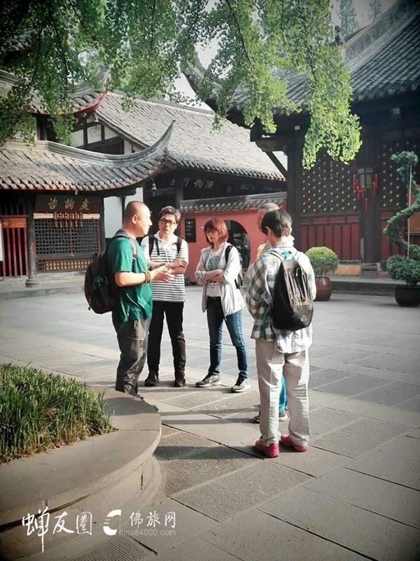 峨眉山朝圣讯|这座寺院竟然供奉五尊韦陀菩萨!还是菩萨自己亲自造像,全中国也只有这一处吧!