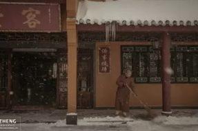 九华山:北纬30°线上的莲花佛国