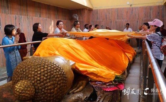 最令佛弟子感伤的地方 佛旅国庆印度朝圣纪实(五)