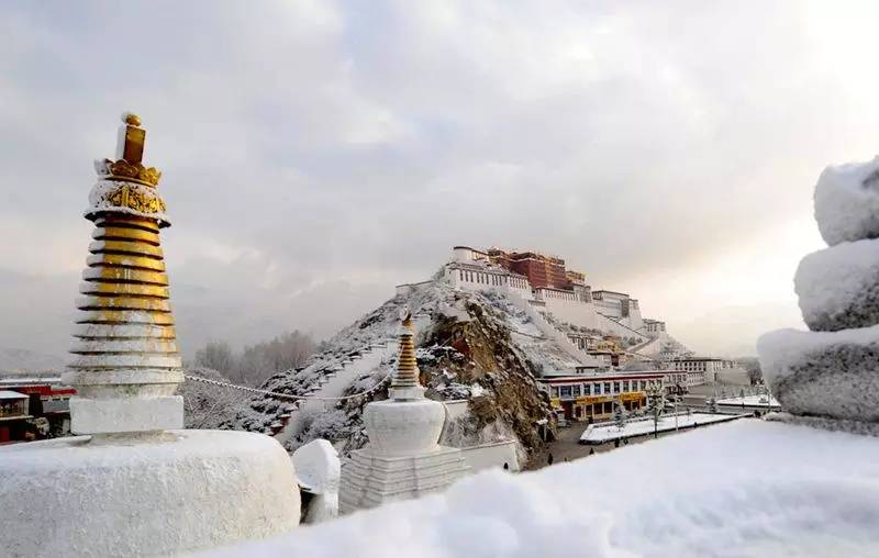 冬日西藏之行,你试过没有?蝉友圈佛旅元旦开启西藏游学之旅!