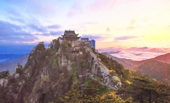 春节·九华山黄山朝圣游学