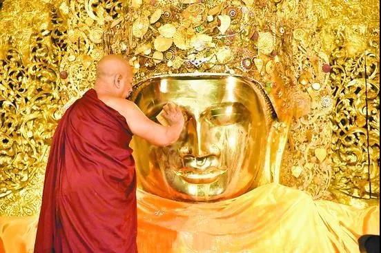 凌晨排队,只为在缅甸看一看大佛洗脸!缅甸参学,听闻各种神迹传说,感受不可思议的佛国!