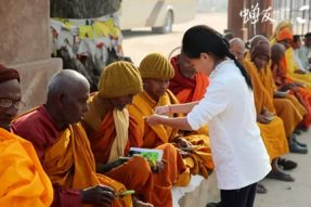 如何理解圣地的加持?愿海寺印度朝圣